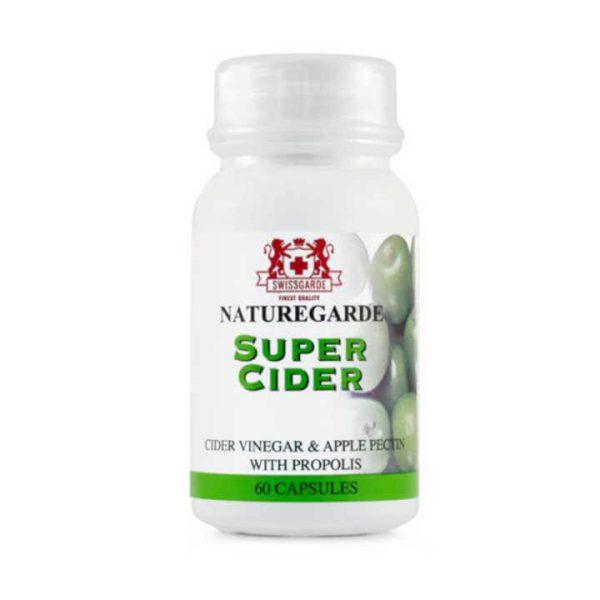NatureGarde Super Cider Capsules