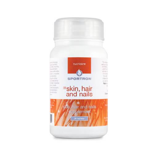 skin hair nails capsules